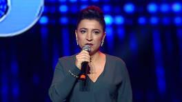 Arzu Coşkun hem performansı hem de hikayesi ile dikkat çekti!