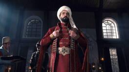Mehmed'in önünde diz çökülüyor!