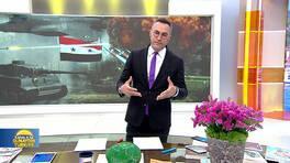 Kanal D ile Günaydın Türkiye - 13.04.2018
