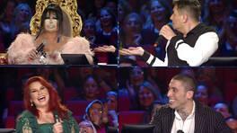 Şarkı sözlerini unuttu! Jüri ikiye bölündü!