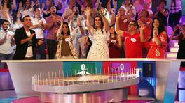 Çarkıfelek'te çocuk yarışmacılar ve Tuğçe Tayfur sürprizi!