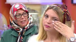 Emine, kaynanasının sözlerine ağladı!