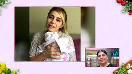 Cansu ve Duru bebek'ten sürpriz mesaj!