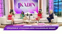 4 Kadın Zamanı / 23.08.2018