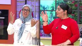 Reyhan, Fatma Hanımı çileden çıkarttı!