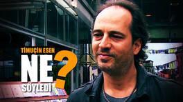 Müslüm Baba'yı canlandıran Timuçin Esen ilk kez Kanal D Haber'e konuştu!