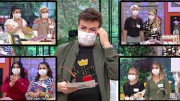 Fatih Ürek ve yarışmacılar neden maske taktı?