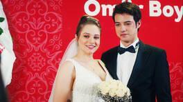 Cihan ile Mahir'den sürpriz nikah!