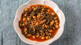 Buğdaylı Pazı Yemeği -Buğdaylı Pazı Yemeği Tarifi - Buğdaylı Pazı Yemeği Nasıl Yapılır?