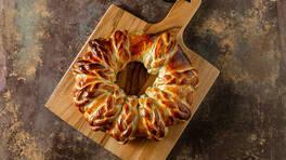Arda'nın Mutfağı - Örgülü Halka Börek Tarifi - Örgülü Halka Börek Nasıl Yapılır?