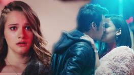 Cihan'ı kahreden öpücük!
