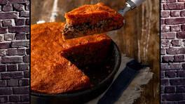 Arda'nın Mutfağı - Tepside İçli Köfte Tarifi - Tepside İçli Köfte Nasıl Yapılır?