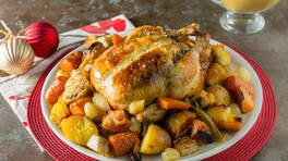 Arda'nın Mutfağı - Portakallı Ayvalı Fırın Tavuk Tarifi - Portakallı Ayvalı Fırın Tavuk Nasıl Yapılır?