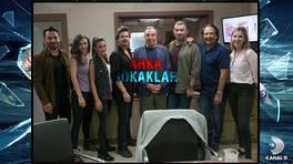 Sosyal Medyada Arka Sokaklar ekibi!