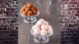 Arda'nın Mutfağı - İrmik Topları Tarifi - İrmik Topları Nasıl Yapılır?
