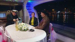 Mesut ve Selin kaptan nikahı ile evleniyor!