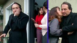 Hüsnü'ye kaynanadan tokat, Meryem'den öpücük!
