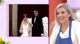 Bircan'ın nikahından çok özel görüntüler!