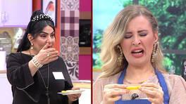Reyhan Hanım'dan, gelinlere limon testi