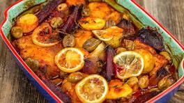 Arda'nın Mutfağı - Sebzeli Tavuk Güveç