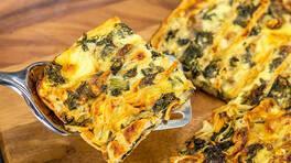 Arda'nın Mutfağı - Yeşil Börek Tarifi - Yeşil Börek Nasıl Yapılır?