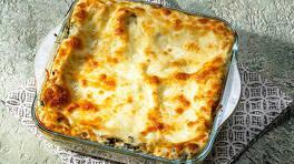 Arda'nın Mutfağı - Pazılı Mantarlı Lazanya Tarifi - Pazılı Mantarlı Lazanya Nasıl Yapılır?