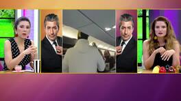 Mustafa Uslu açıkladı! Erkan Petekkaya'ya uçakta taciz!