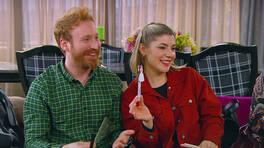 Havuç ve Simay evlilik hazırlığında!