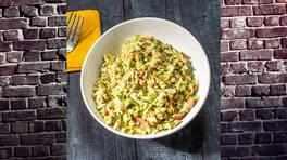 Arda'nın Mutfağı - Avokadolu Yeşil Salata Tarifi - Avokadolu Yeşil Salata Nasıl Yapılır?