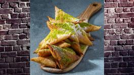 Arda'nın Mutfağı - Helvalı Muska Böreği Tarifi - Helvalı Muska Böreği Nasıl Yapılır?