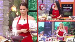 Mutfak alev alev!