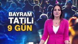 Buket Aydın'la Kanal D Haber - 19. 04. 2019