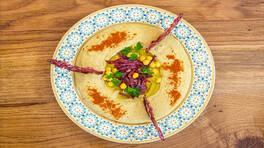 Arda'nın Ramazan Mutfağı - Pastırmalı Humus