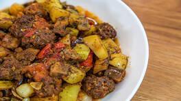 Arda'nın Ramazan Mutfağı - Çoban Köfte