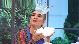 Buzların Kraliçesi Hatice!