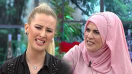 Besime Hanım ile Gülcan'ın kavgası şok etti!