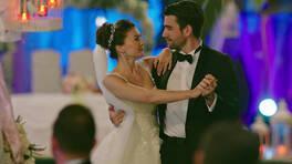 Ve nikah kıyılır, düğün dansı yapılır!