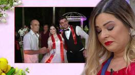 Düğündeki ayrıntı Hülya'yı gözyaşlarına boğdu!