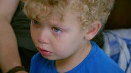 Ömer'in gözyaşları sel oluyor!