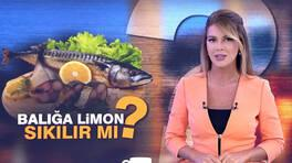 Balığa limon sıkılır mı?