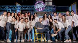 Yılmaz Erdoğan ve ekip, yeni sezonu anlattı