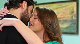 Rıza ve Nazmiye'nin romantik anları!