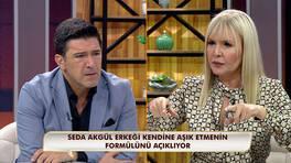 Seda Akgül'den erkekleri aşık etmenin formülü!