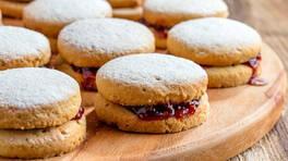 Arda'nın Mutfağı - Marmelat Dolgulu Kurabiye Tarifi - Marmelat Dolgulu Kurabiye Nasıl Yapılır?