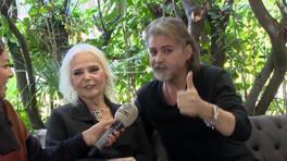 Gönül Yazar ve sevgilisi Rüzgar ilk kez konuştu!