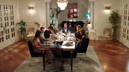 Akşam yemeğinde büyük gerginlik!