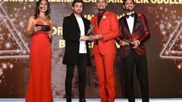 """Berker Güven'e """"Yılın En İyi Drama Oyuncusu"""" ödülü!"""