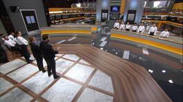 Chefs' Arena'nın ilk bölümünde kaybeden takım hangisi oldu?