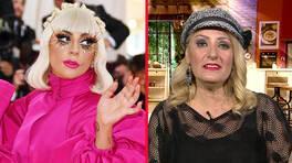 Ayten Hanımın tarzı Lady Gaga tarzı!