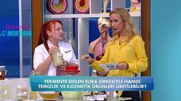 Fermente sirke ile bakım ve temizlik malzemesi nasıl yapılır?